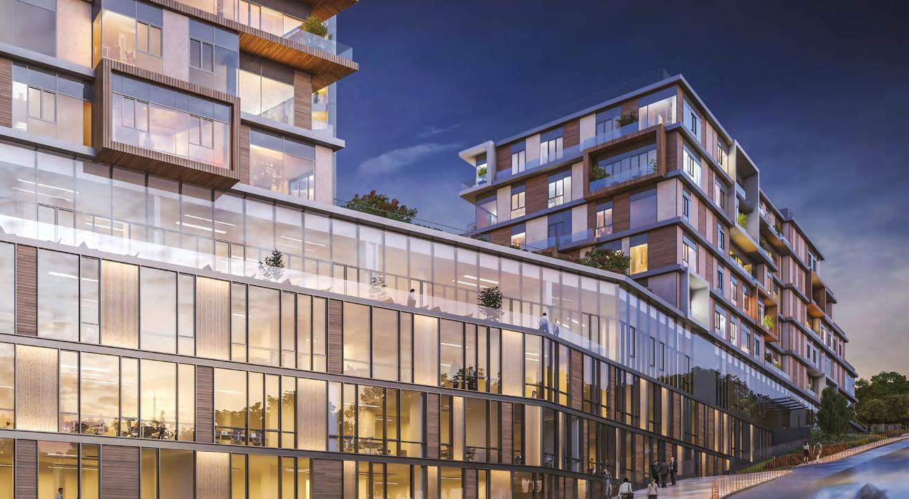 پروژه منطقه بومونتی استانبول